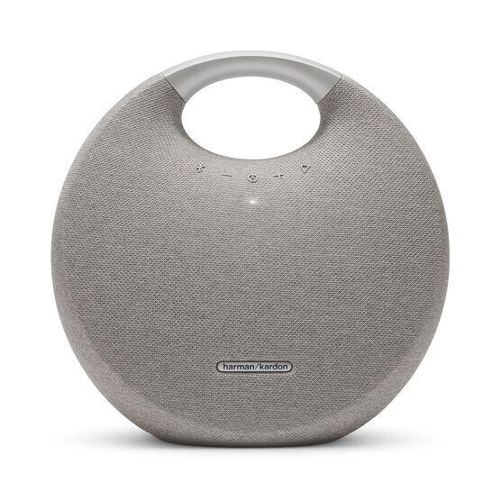Onyx Studio 5 - Grey - Portable Bluetooth Speaker - Front