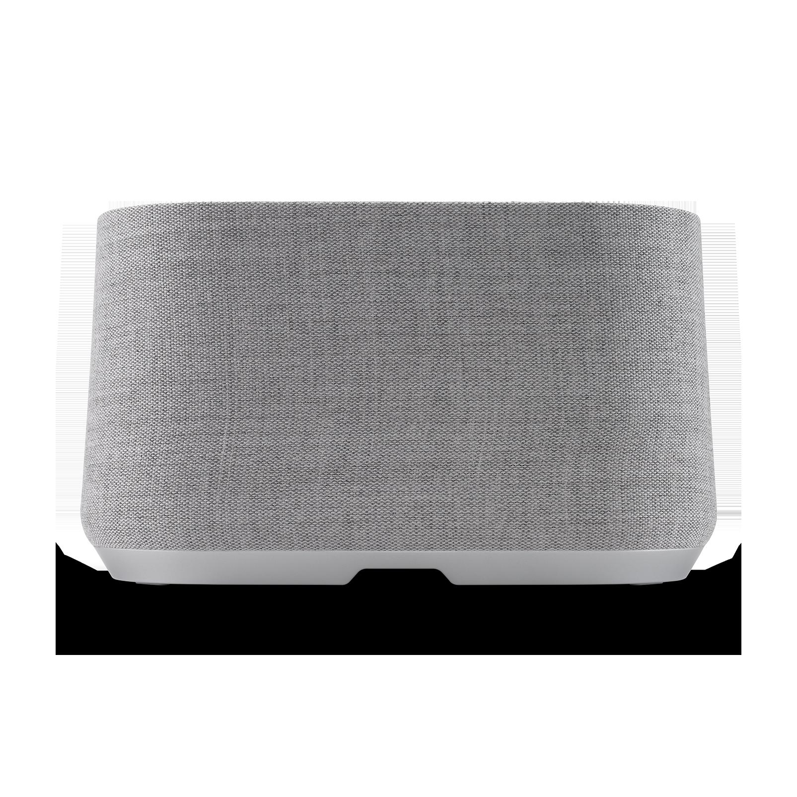 Harman Kardon Citation 300 - Grey - The medium-size smart home speaker with award winning design - Back
