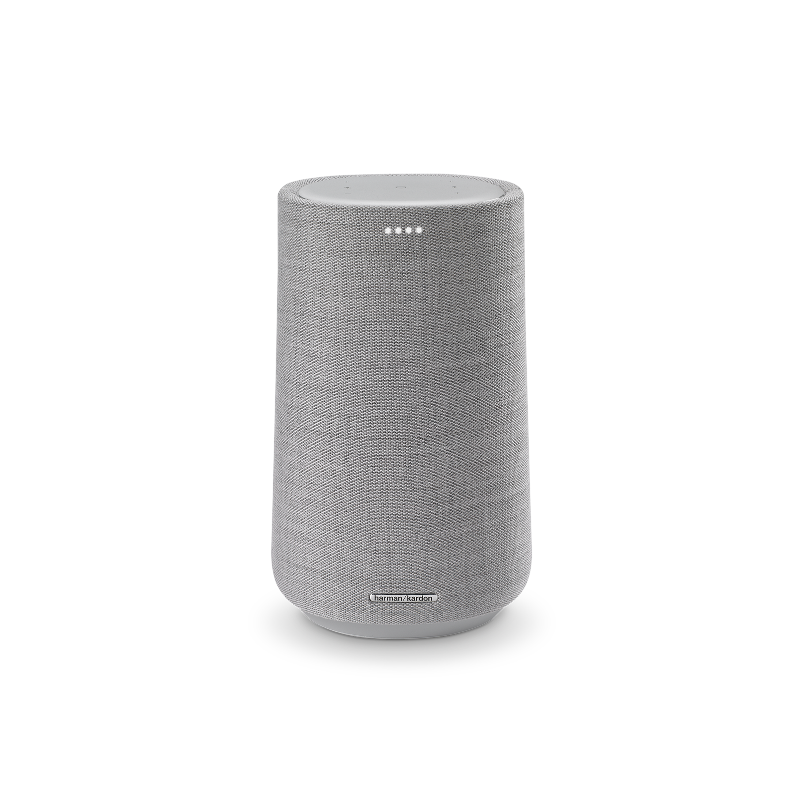 Harman Kardon Citation 100 - Grey - The smallest, smartest home speaker with impactful sound - Front